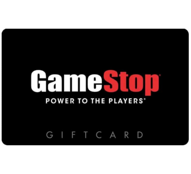$100 gamestop gift card