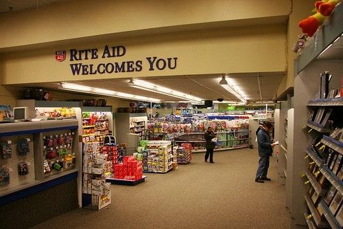 Rite Aid Inside