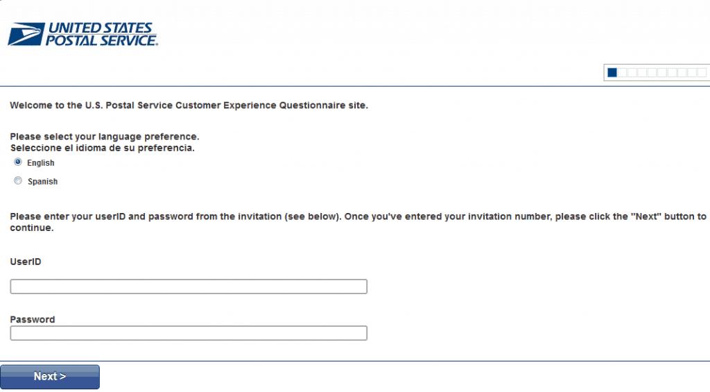 USPS-Customer-Experience-Survey