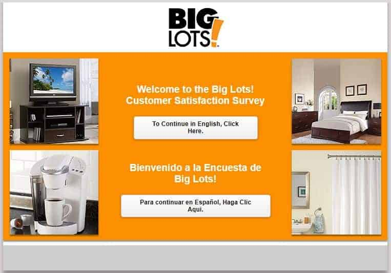 BigLotsSurvey.com